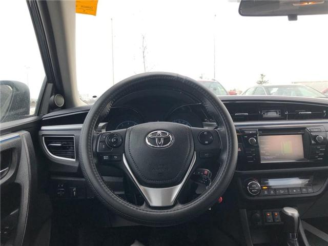 2014 Toyota Corolla  (Stk: D190453B) in Mississauga - Image 17 of 19