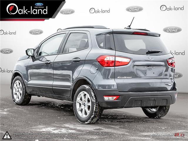 2019 Ford EcoSport SE (Stk: 9P009) in Oakville - Image 4 of 25
