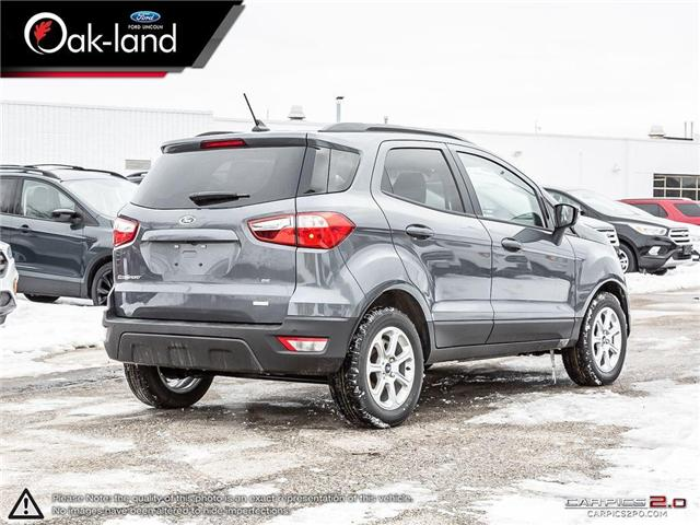 2019 Ford EcoSport SE (Stk: 9P009) in Oakville - Image 6 of 25