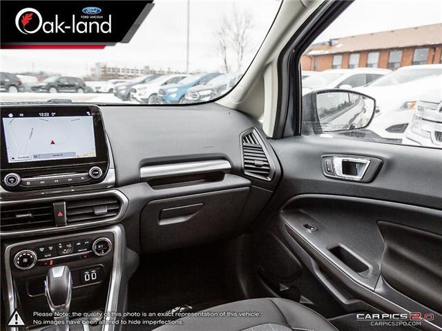 2019 Ford EcoSport SE (Stk: 9P009) in Oakville - Image 11 of 25