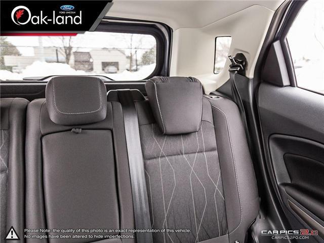 2019 Ford EcoSport SE (Stk: 9P009) in Oakville - Image 12 of 25