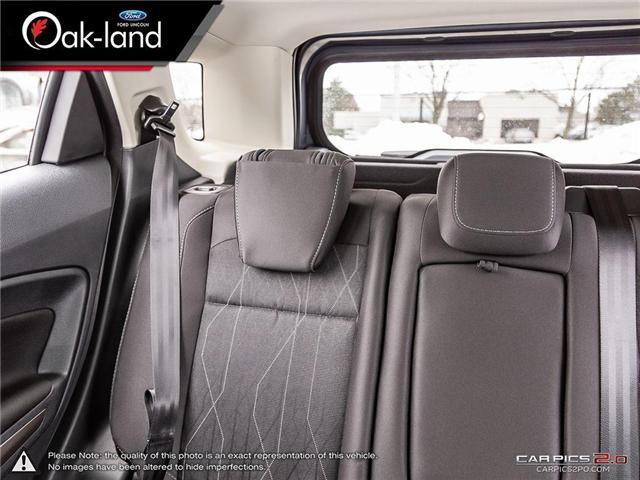 2019 Ford EcoSport SE (Stk: 9P009) in Oakville - Image 14 of 25