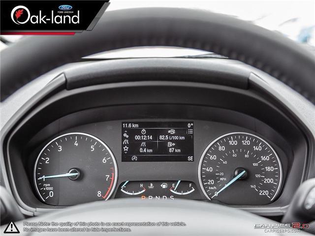 2019 Ford EcoSport SE (Stk: 9P009) in Oakville - Image 15 of 25