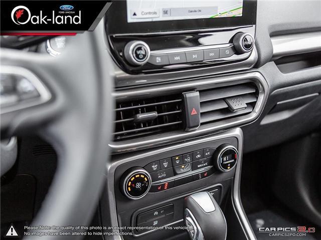 2019 Ford EcoSport SE (Stk: 9P009) in Oakville - Image 25 of 25