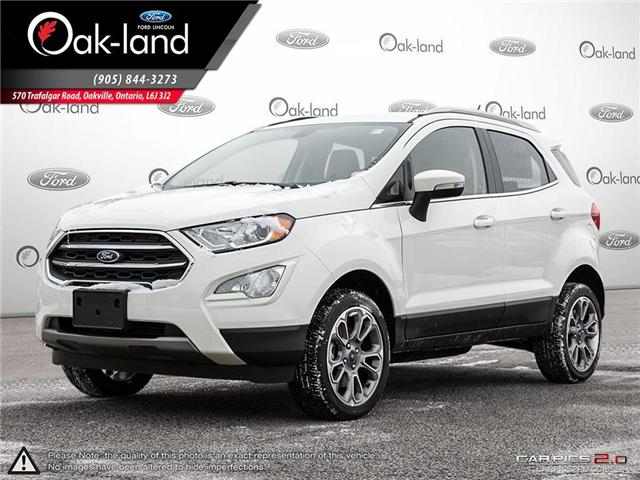 2019 Ford EcoSport Titanium (Stk: 9P005) in Oakville - Image 1 of 25