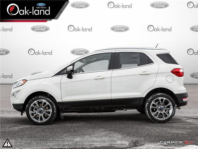 2019 Ford EcoSport Titanium (Stk: 9P005) in Oakville - Image 2 of 25