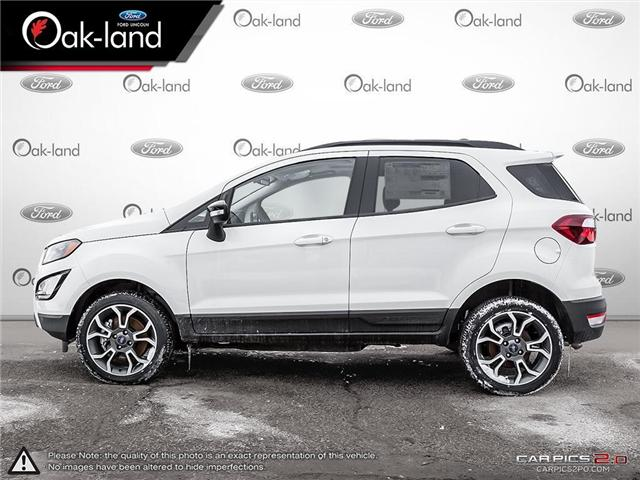 2019 Ford EcoSport SES (Stk: 9P012) in Oakville - Image 3 of 25