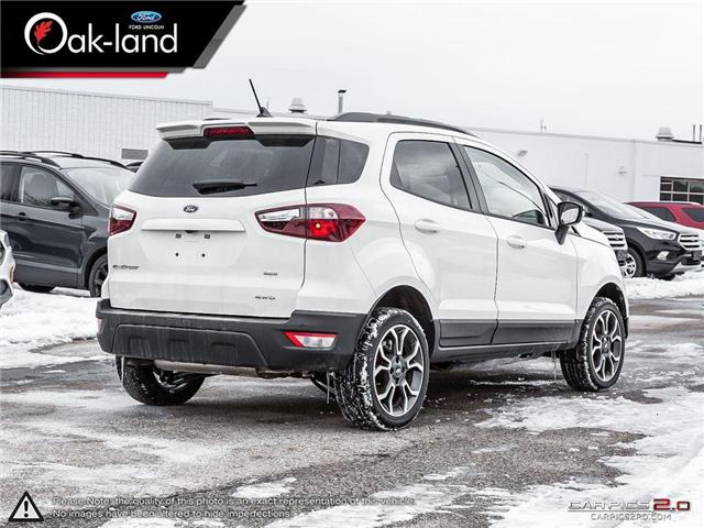 2019 Ford EcoSport SES (Stk: 9P012) in Oakville - Image 6 of 25