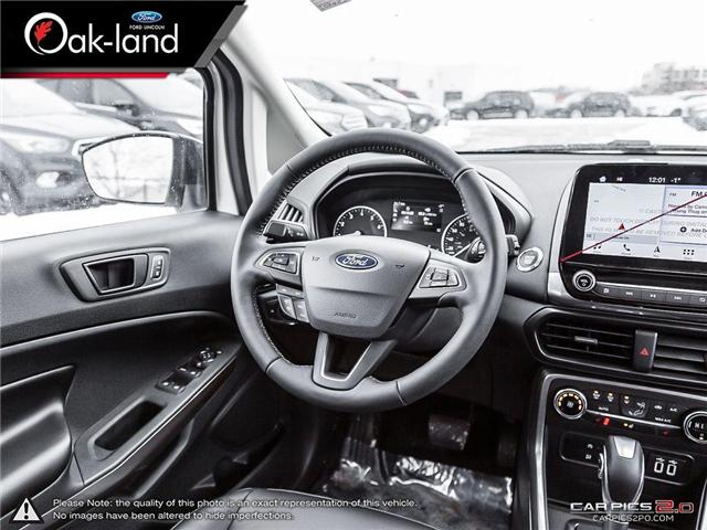 2019 Ford EcoSport SES (Stk: 9P012) in Oakville - Image 10 of 25