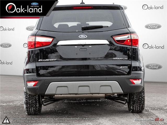 2019 Ford EcoSport Titanium (Stk: 9P006) in Oakville - Image 4 of 25