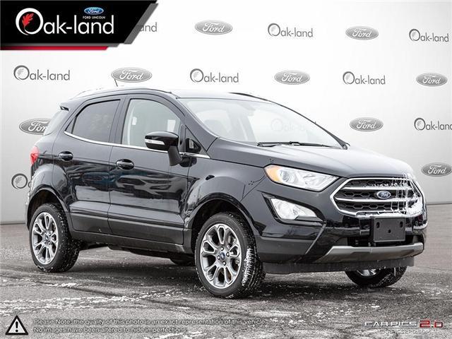 2019 Ford EcoSport Titanium (Stk: 9P006) in Oakville - Image 7 of 25
