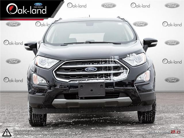 2019 Ford EcoSport Titanium (Stk: 9P006) in Oakville - Image 8 of 25