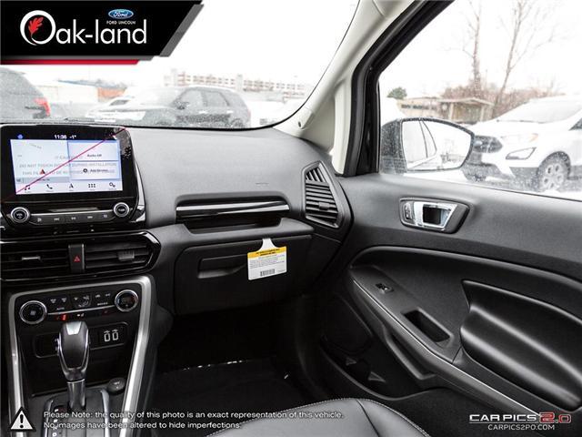 2019 Ford EcoSport Titanium (Stk: 9P006) in Oakville - Image 11 of 25