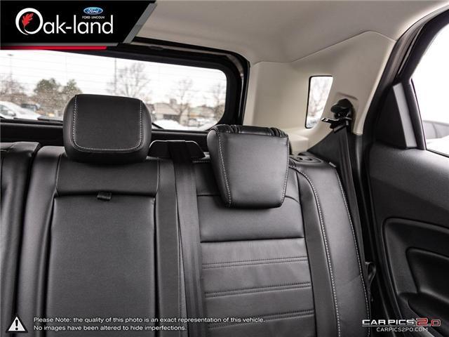 2019 Ford EcoSport Titanium (Stk: 9P006) in Oakville - Image 12 of 25