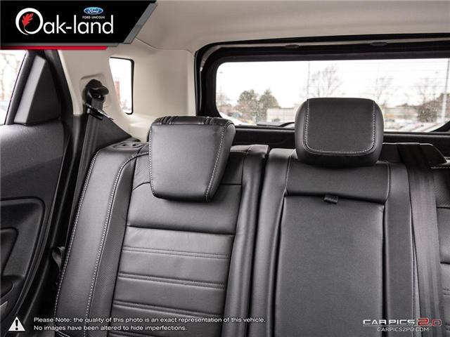 2019 Ford EcoSport Titanium (Stk: 9P006) in Oakville - Image 14 of 25