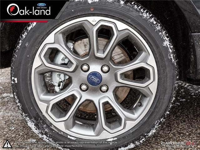 2019 Ford EcoSport Titanium (Stk: 9P006) in Oakville - Image 18 of 25