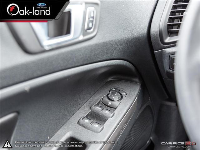 2019 Ford EcoSport Titanium (Stk: 9P006) in Oakville - Image 22 of 25