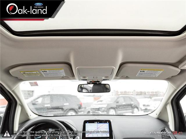 2019 Ford EcoSport Titanium (Stk: 9P006) in Oakville - Image 23 of 25