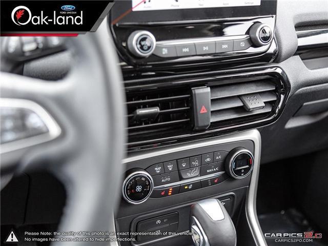 2019 Ford EcoSport Titanium (Stk: 9P006) in Oakville - Image 25 of 25