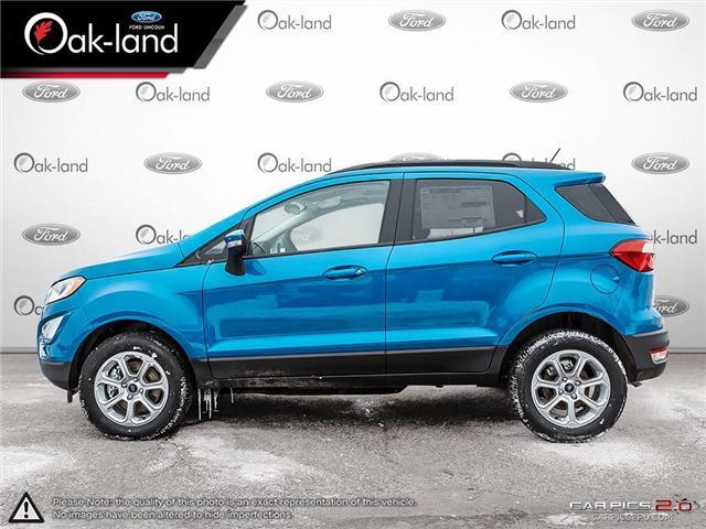 2019 Ford EcoSport SE (Stk: 9P010) in Oakville - Image 3 of 25