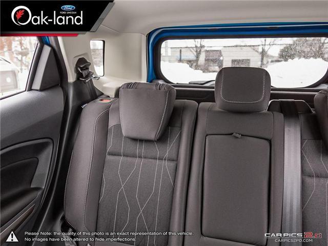 2019 Ford EcoSport SE (Stk: 9P010) in Oakville - Image 14 of 25