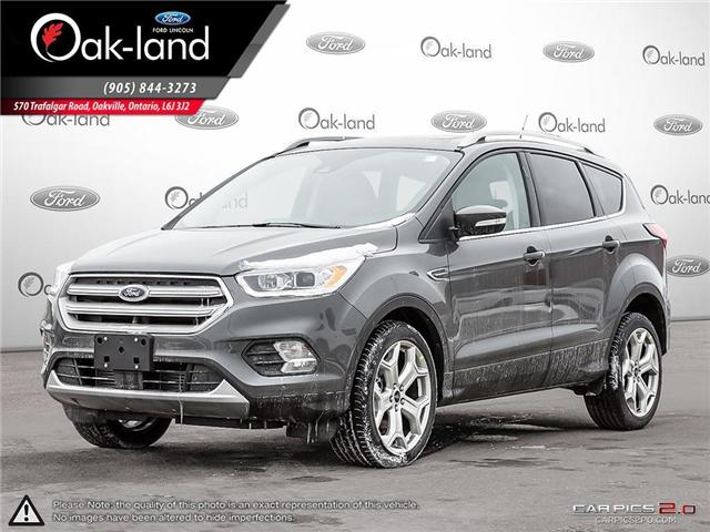 2019 Ford Escape Titanium (Stk: 9T275) in Oakville - Image 1 of 25