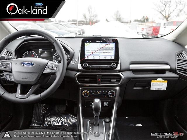 2019 Ford EcoSport SE (Stk: 9P003) in Oakville - Image 10 of 25