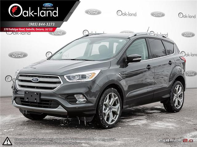 2019 Ford Escape Titanium (Stk: 9T272) in Oakville - Image 1 of 24