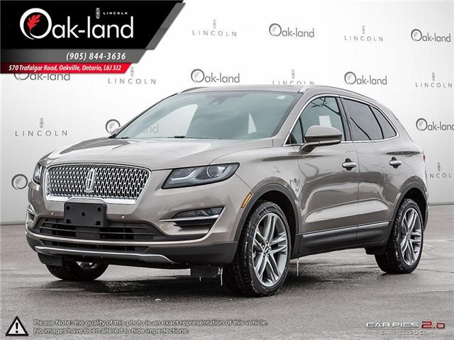 2019 Lincoln MKC Reserve (Stk: 9M037) in Oakville - Image 1 of 25