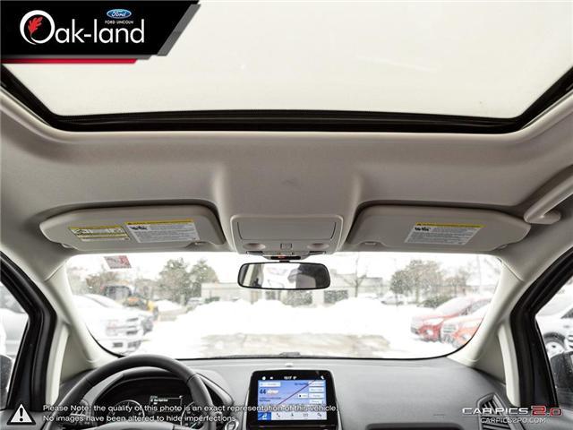 2019 Ford EcoSport SE (Stk: 9P008) in Oakville - Image 23 of 25