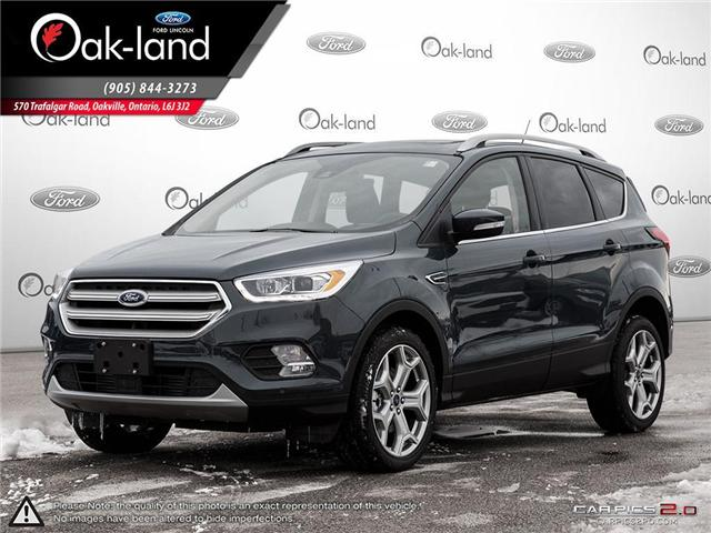 2019 Ford Escape Titanium (Stk: 9T263) in Oakville - Image 1 of 25