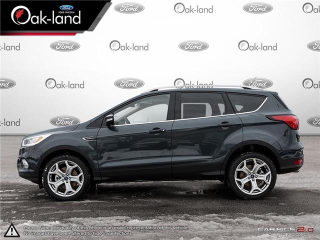 2019 Ford Escape Titanium (Stk: 9T263) in Oakville - Image 2 of 25