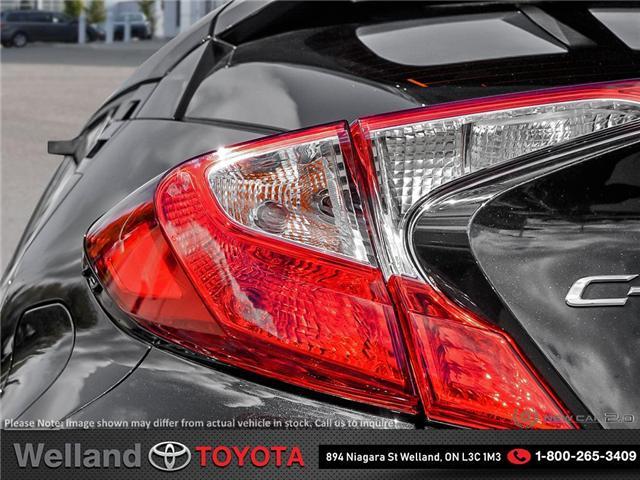 2019 Toyota C-HR XLE Premium Package (Stk: CHR6408) in Welland - Image 11 of 24