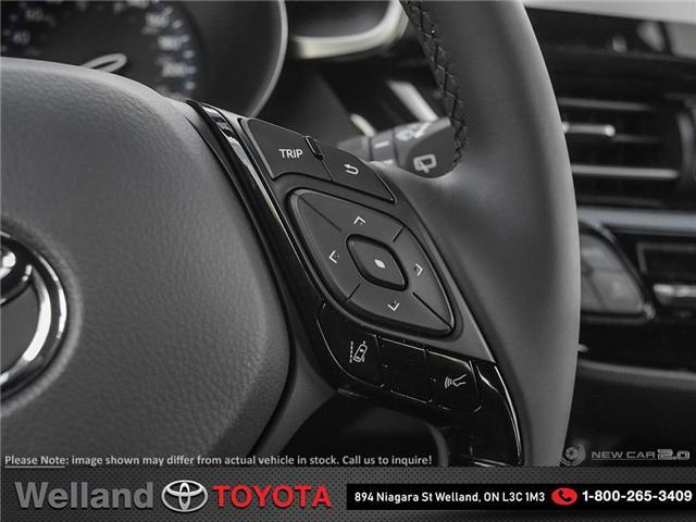 2019 Toyota C-HR XLE Premium Package (Stk: CHR6408) in Welland - Image 16 of 24
