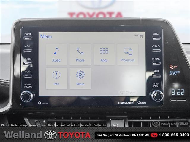 2019 Toyota C-HR XLE Premium Package (Stk: CHR6408) in Welland - Image 19 of 24