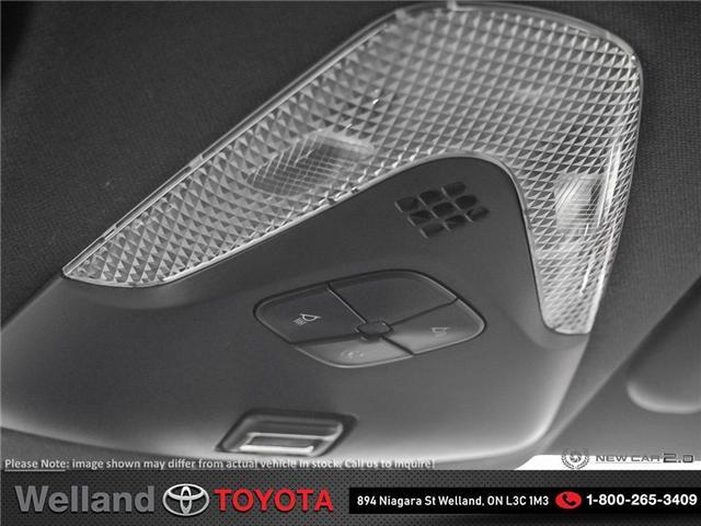 2019 Toyota C-HR XLE Premium Package (Stk: CHR6408) in Welland - Image 20 of 24
