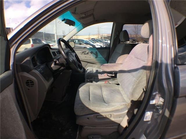 2000 Honda Odyssey EX 7 PASS, ALLOYS, POWER DRIVER SEAT, POWER SLIDIN (Stk: 43490A) in Brampton - Image 4 of 22