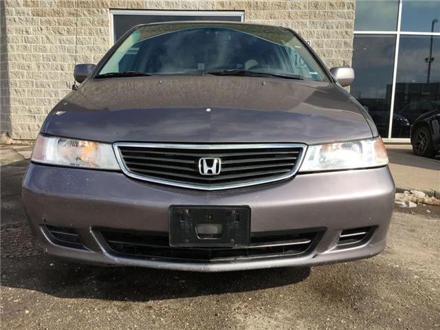 2000 Honda Odyssey EX 7 PASS, ALLOYS, POWER DRIVER SEAT, POWER SLIDIN (Stk: 43490A) in Brampton - Image 5 of 22