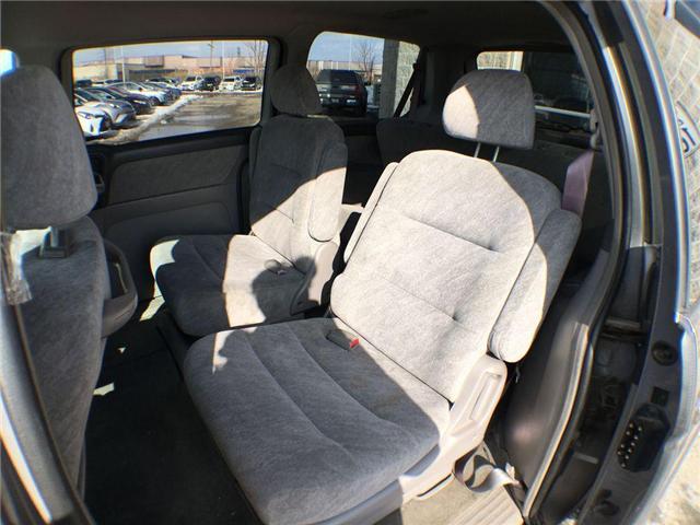 2000 Honda Odyssey EX 7 PASS, ALLOYS, POWER DRIVER SEAT, POWER SLIDIN (Stk: 43490A) in Brampton - Image 8 of 22