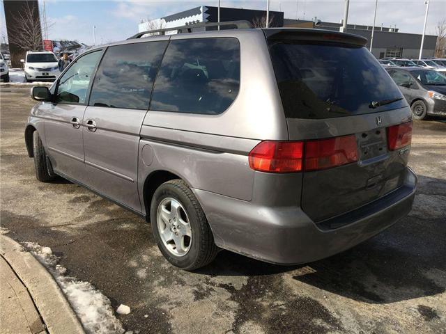 2000 Honda Odyssey EX 7 PASS, ALLOYS, POWER DRIVER SEAT, POWER SLIDIN (Stk: 43490A) in Brampton - Image 9 of 22