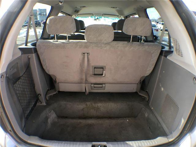 2000 Honda Odyssey EX 7 PASS, ALLOYS, POWER DRIVER SEAT, POWER SLIDIN (Stk: 43490A) in Brampton - Image 15 of 22