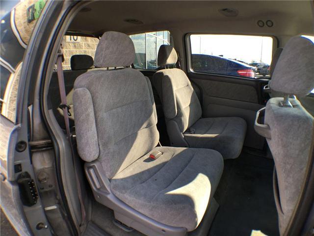 2000 Honda Odyssey EX 7 PASS, ALLOYS, POWER DRIVER SEAT, POWER SLIDIN (Stk: 43490A) in Brampton - Image 18 of 22