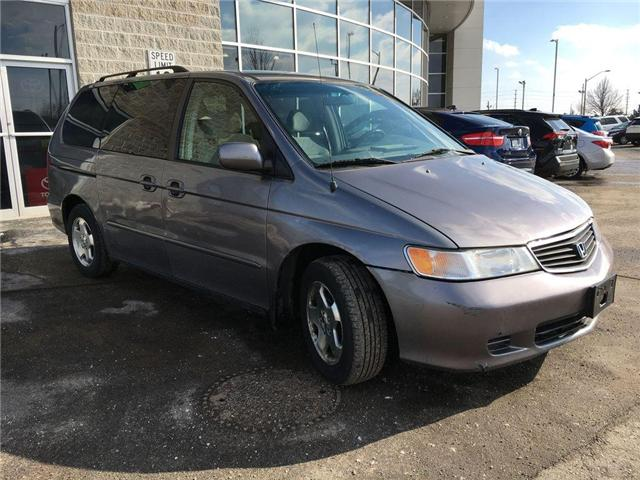 2000 Honda Odyssey EX 7 PASS, ALLOYS, POWER DRIVER SEAT, POWER SLIDIN (Stk: 43490A) in Brampton - Image 21 of 22