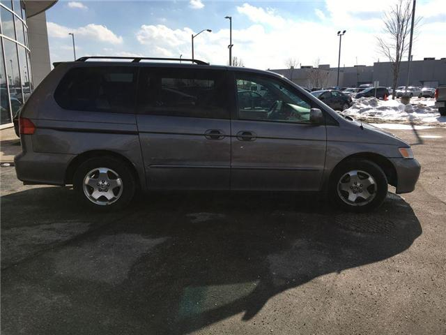 2000 Honda Odyssey EX 7 PASS, ALLOYS, POWER DRIVER SEAT, POWER SLIDIN (Stk: 43490A) in Brampton - Image 22 of 22