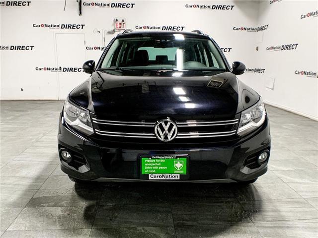 2017 Volkswagen Tiguan Wolfsburg Edition (Stk: DRD2086) in Burlington - Image 2 of 30
