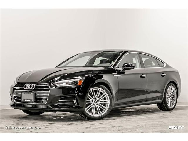2019 Audi A5 45 Komfort (Stk: T16319) in Vaughan - Image 1 of 22