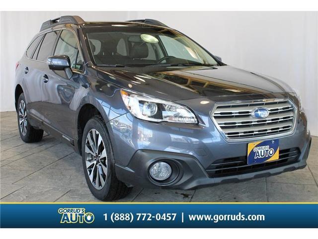 2016 Subaru Outback  (Stk: 306552) in Milton - Image 1 of 45