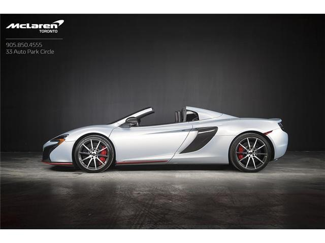 2016 McLaren 650S Spider (Stk: MU1762) in Woodbridge - Image 1 of 17