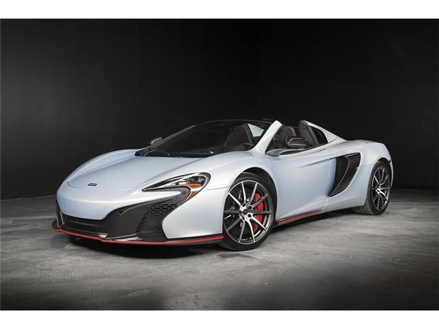 2016 McLaren 650S Spider (Stk: MU1762) in Woodbridge - Image 2 of 17