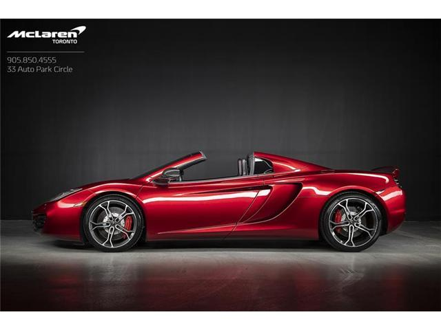 2013 McLaren MP4-12C Spyder (Stk: MU1978) in Woodbridge - Image 1 of 16